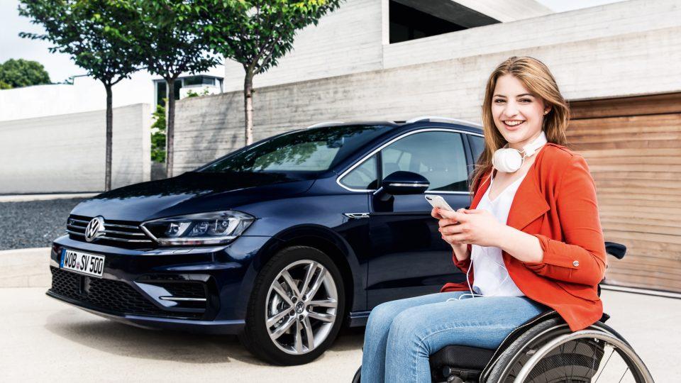 Mobilitätseingeschränkte Personen